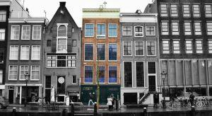 Anne Frank building