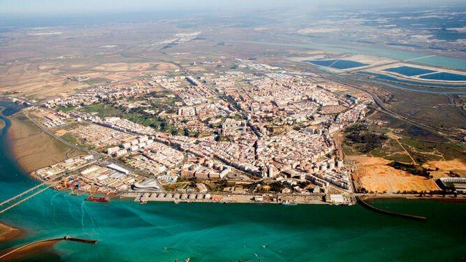Huelva ciudad de Carolina Marín