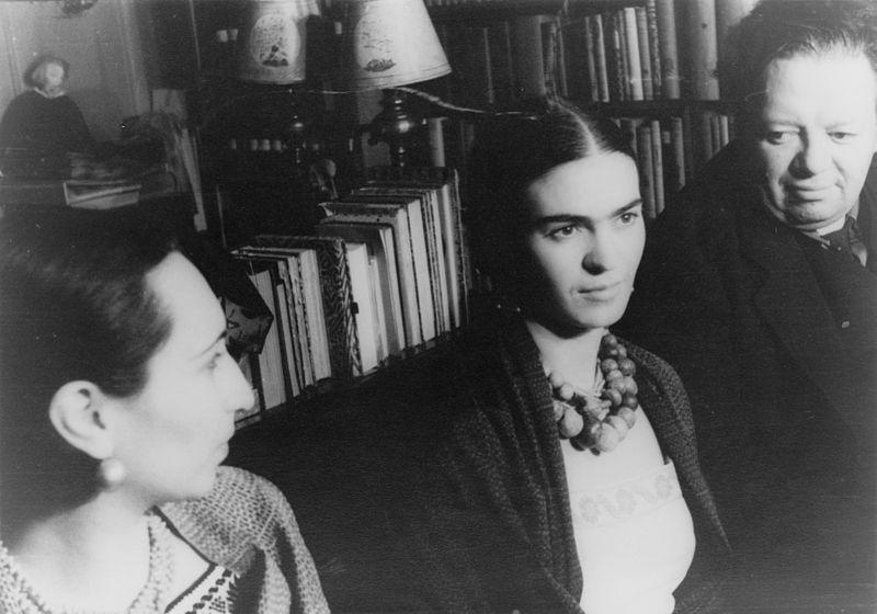 Fruda Kahlo Diego Rivera