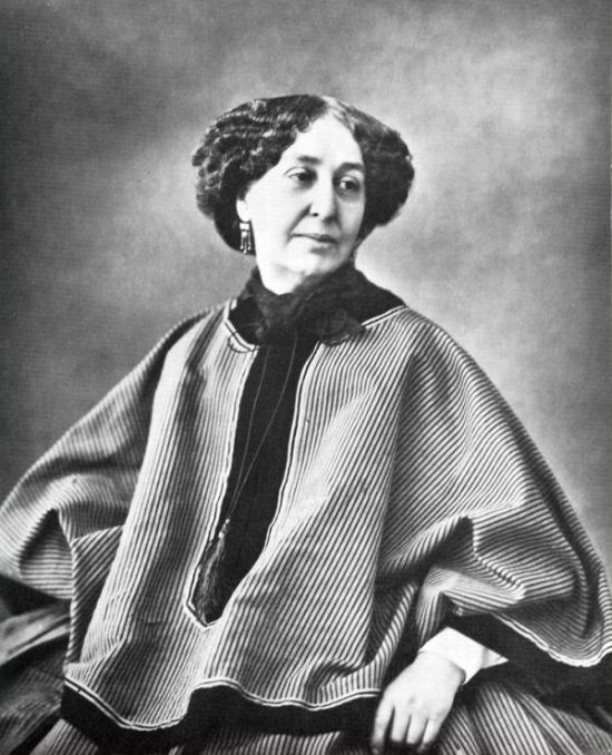 George Sand Aurore Dupin