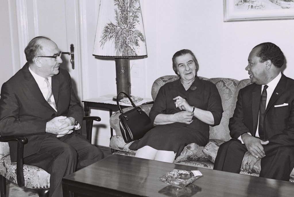Golda Meir Togo