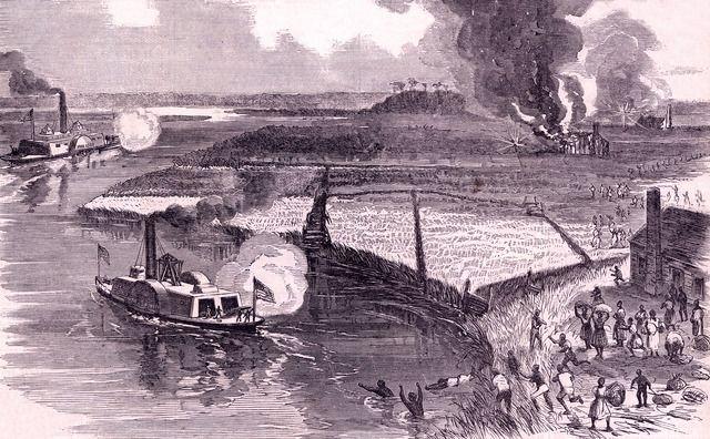 War Harriet Tubman