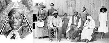 Harriet Tubman driver