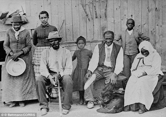 Esclavos Harriet Tubman