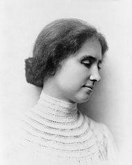 Helen Keller 1905