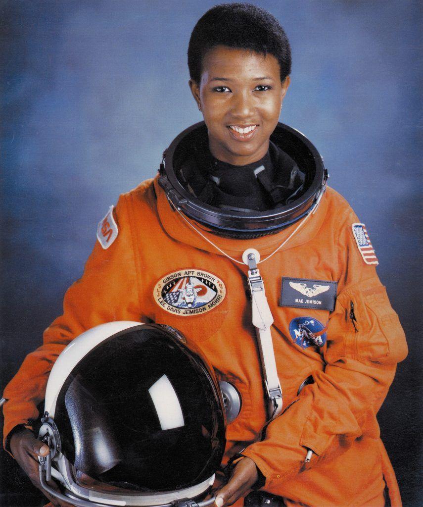 Mae Jemison astronaut