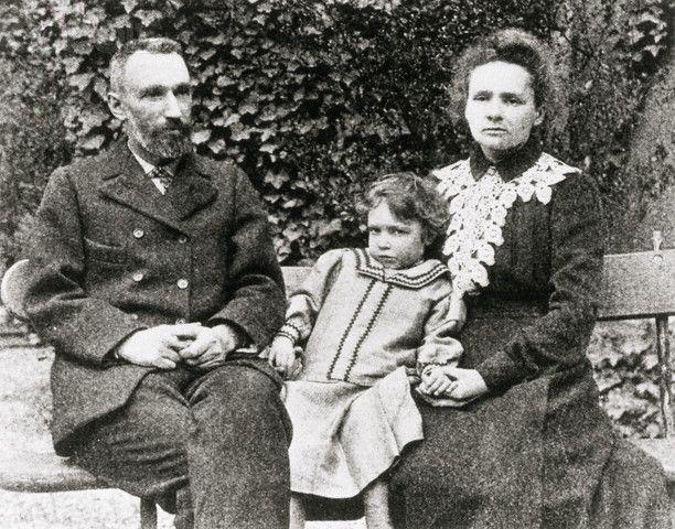 Marie Pierre Irene Curie