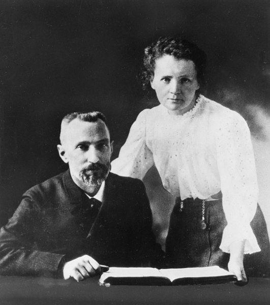 Marie Curie Pierre