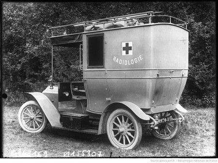 Ambulancia Marie Curie