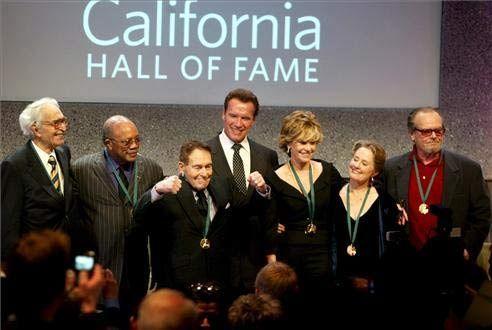 Sally Ride Hall Fame California