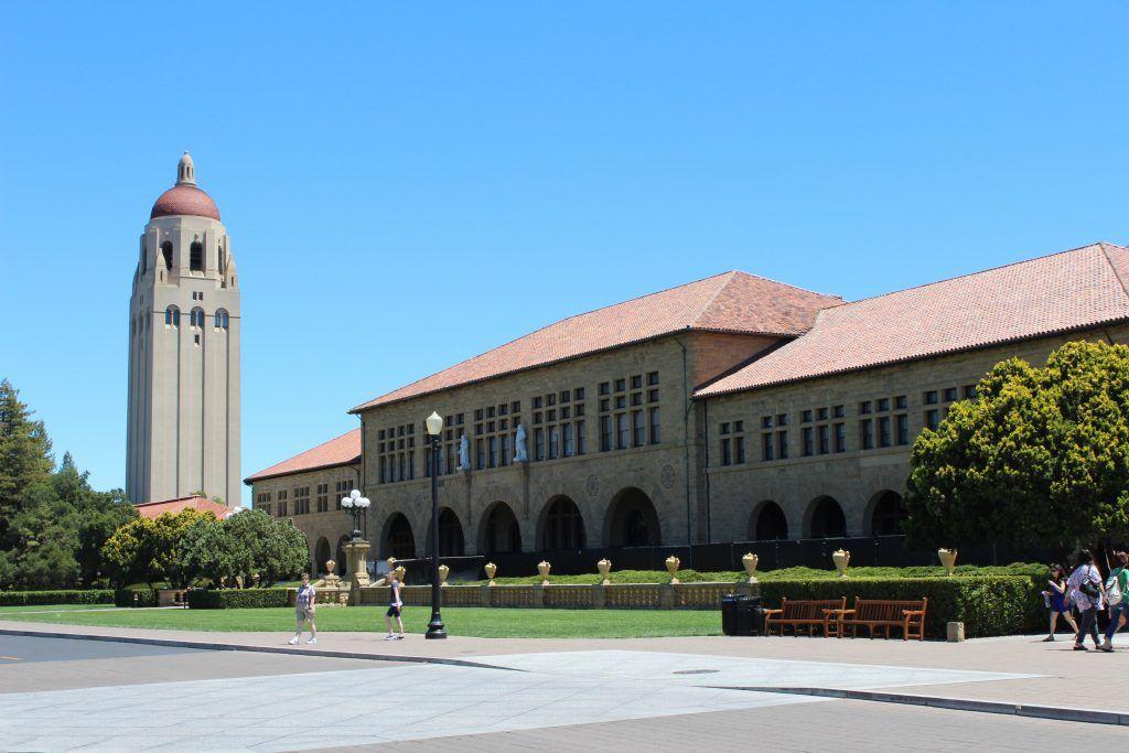 University Stanford Sally Ride