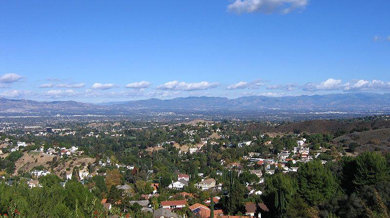 Valle de San Fernando Sally Ride