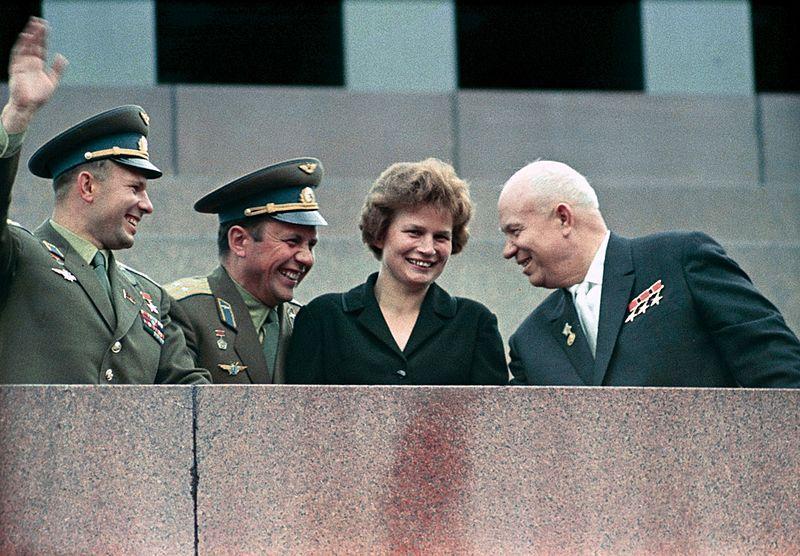 Valentina Tereshkova Krushev