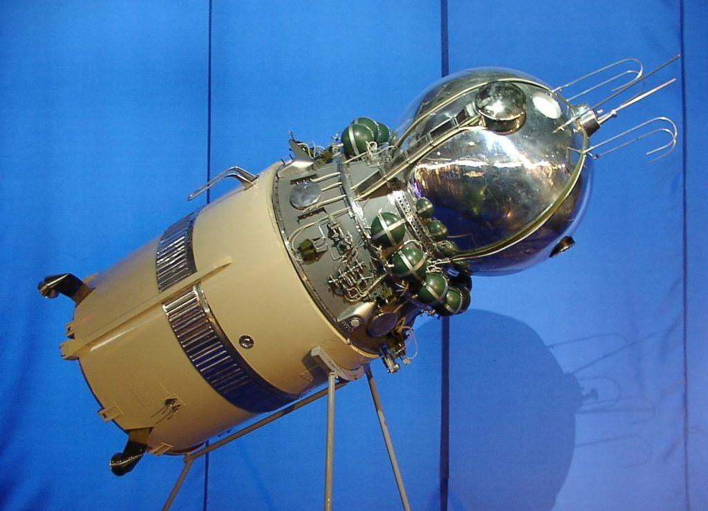 Vostok-6 Valentina Tereshkova