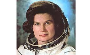 Valentina Tereshkova astronaut