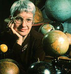 Vera Rubin american astronomer