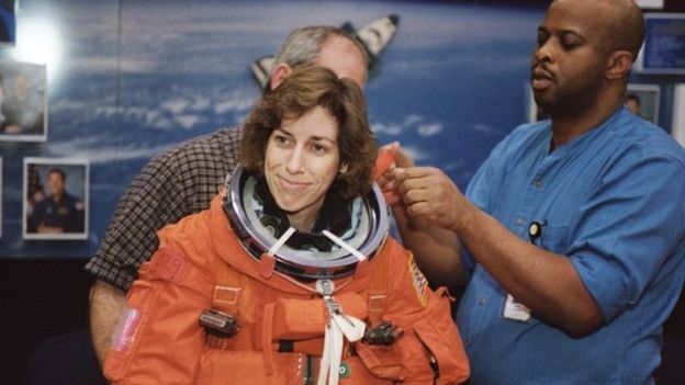 Ellen Ochoa astronaut