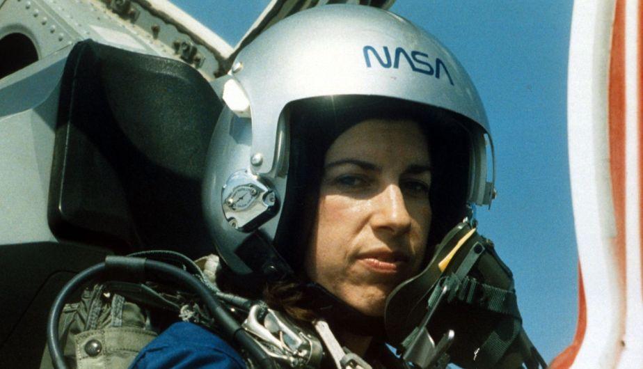 Ellen Ochoa pilot