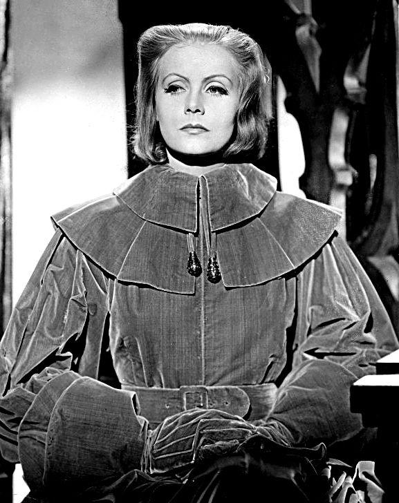 Greta Garbo as Queen Cristina
