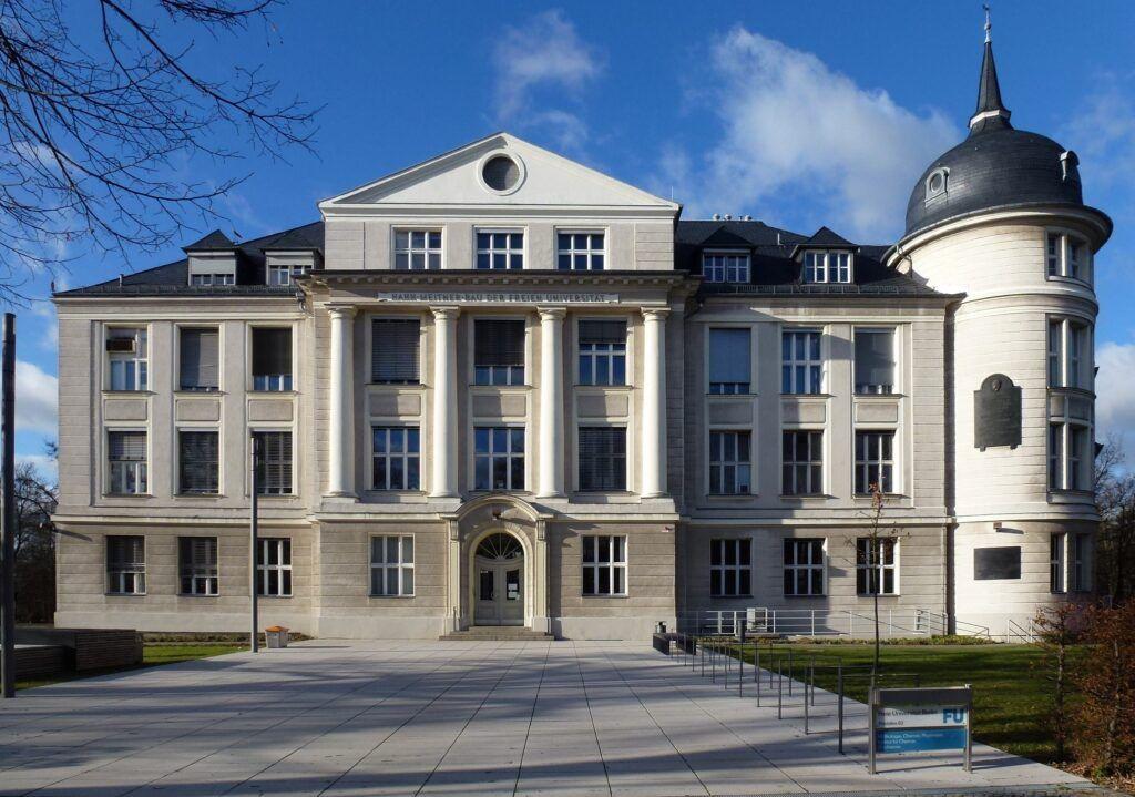 Edificio Meitner Hahn