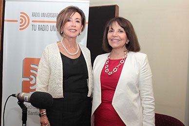 Marcela Contreras and Gabriela Martínez