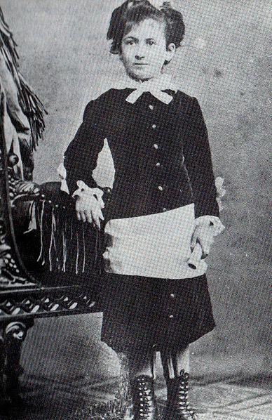 María Montessori 1880