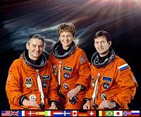 Astronauts Expedition 5