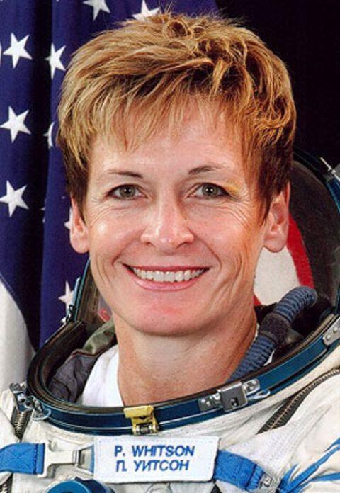 Peggy Whitson