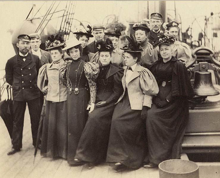 Williamina companions