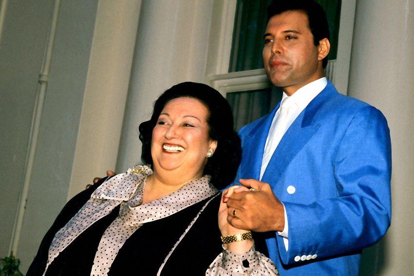 Caballé and Mercury