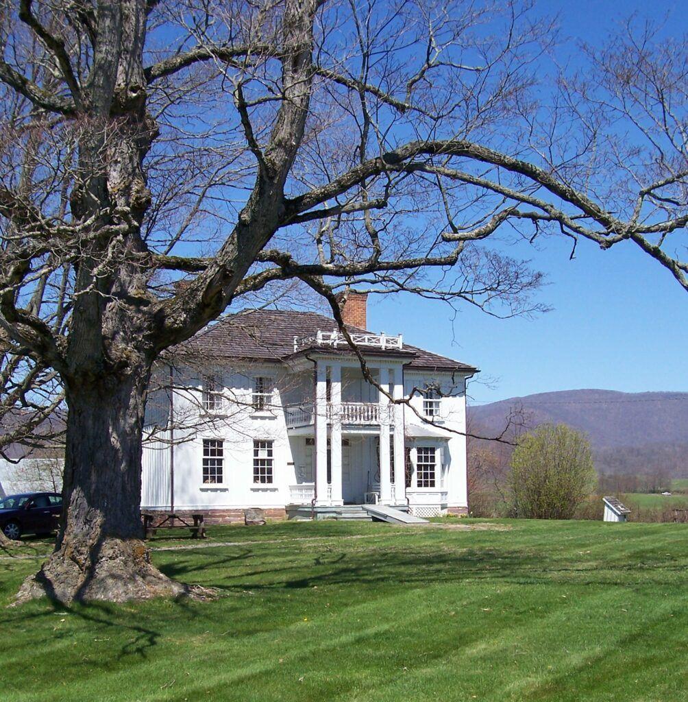 Pearl Buck's birth home