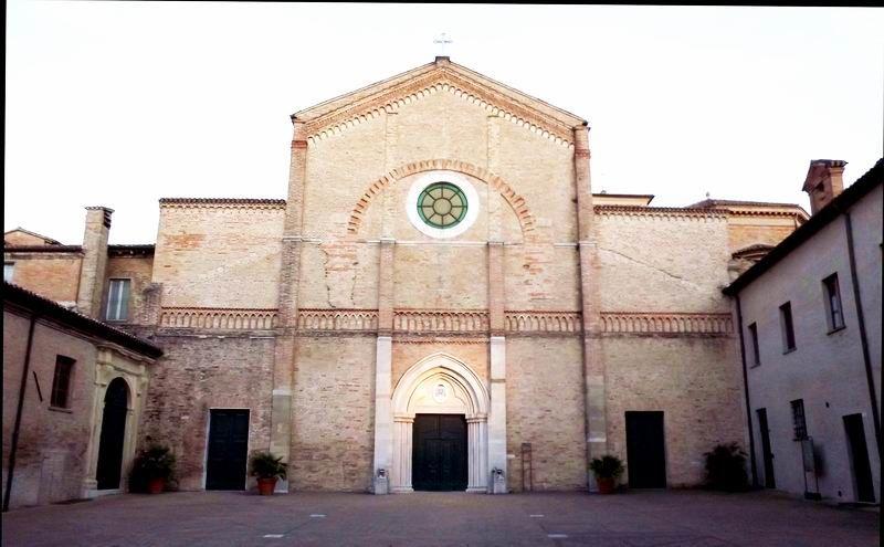 Pesaro church