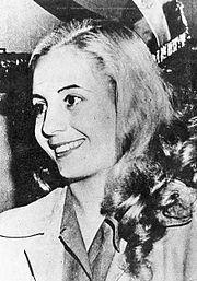 Eva Peron 1940