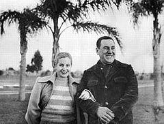Eva y Peron
