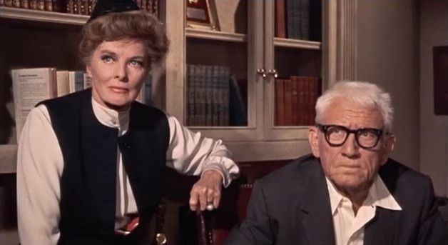 Katherine Hepburn Spencer Tracy