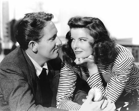 Kathaerine Hepburn Spencer Tracy