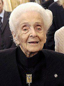 Rita LEvi at 100