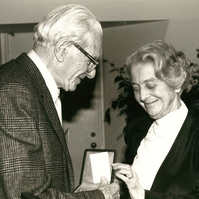 Rita Levi and Viktor Hamburger
