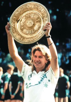 Steffi Graf Goldenslam