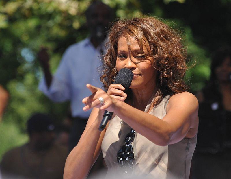 Whitney Houston 2009