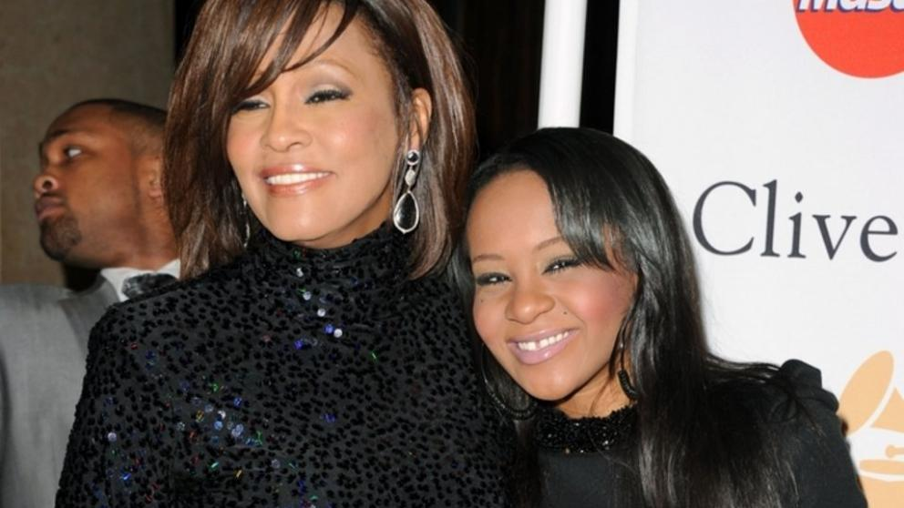 Whitney and Kristina