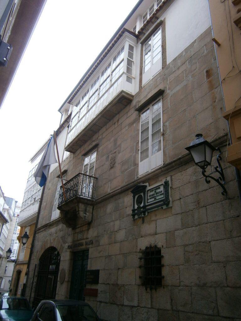 House Emilia Pardo
