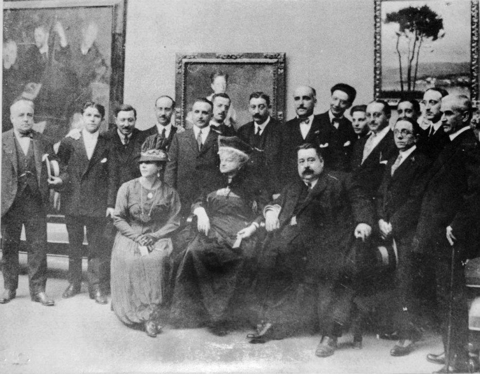 Emilia Pardo Expo 1917