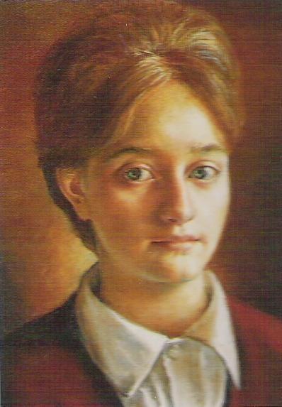 Isabel Guera young