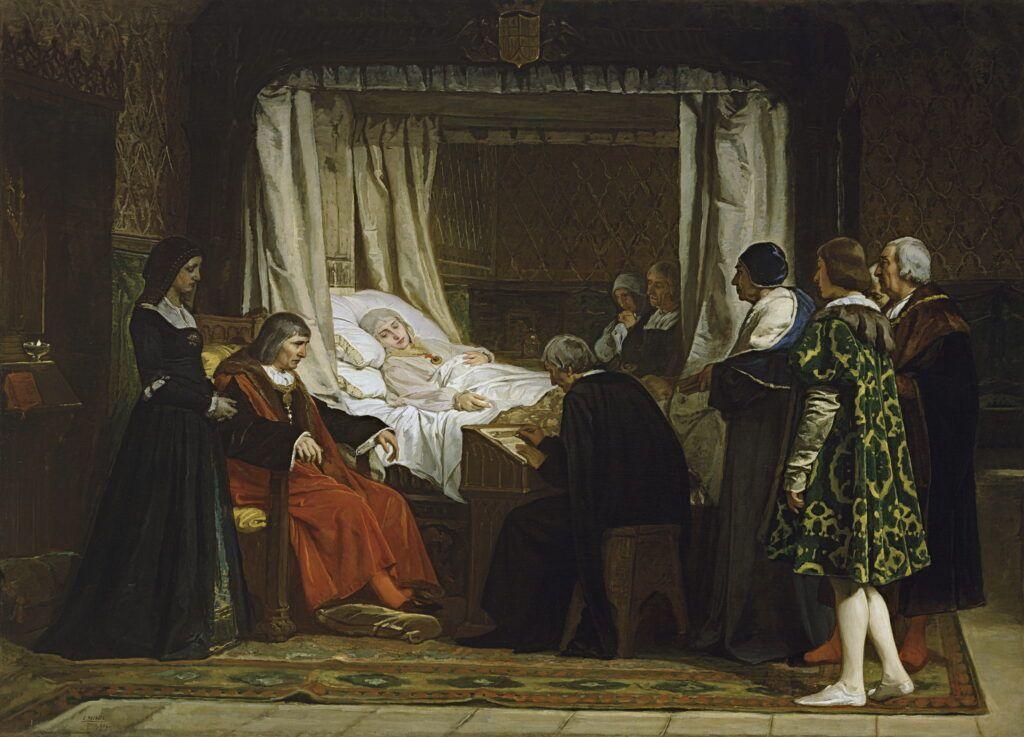 Isabel death