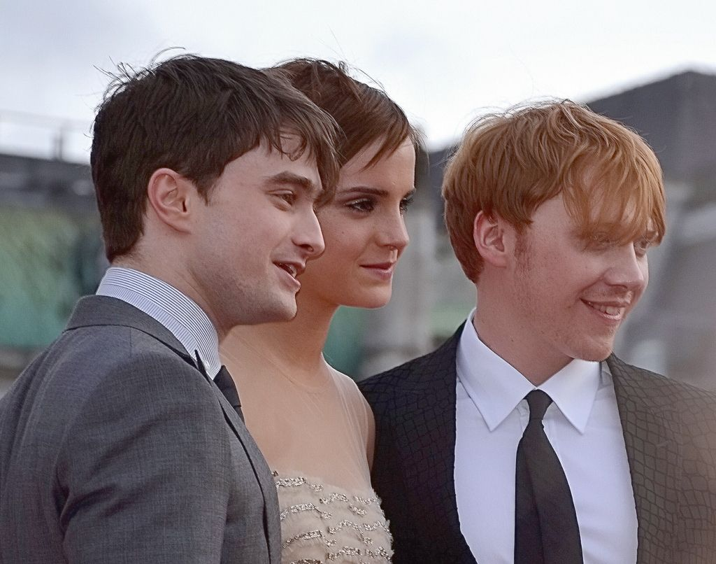 HarryPotter actors