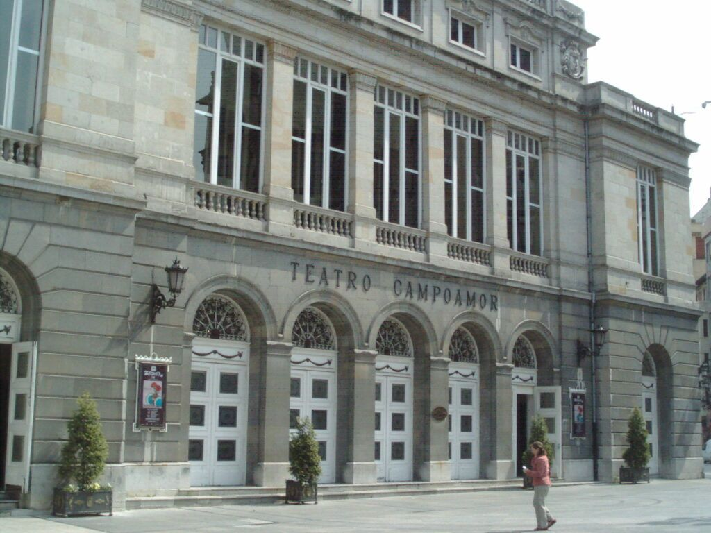 Campoamor Theater