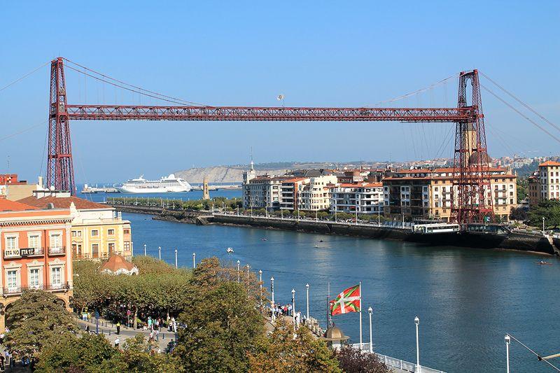 Bridge Portugalete