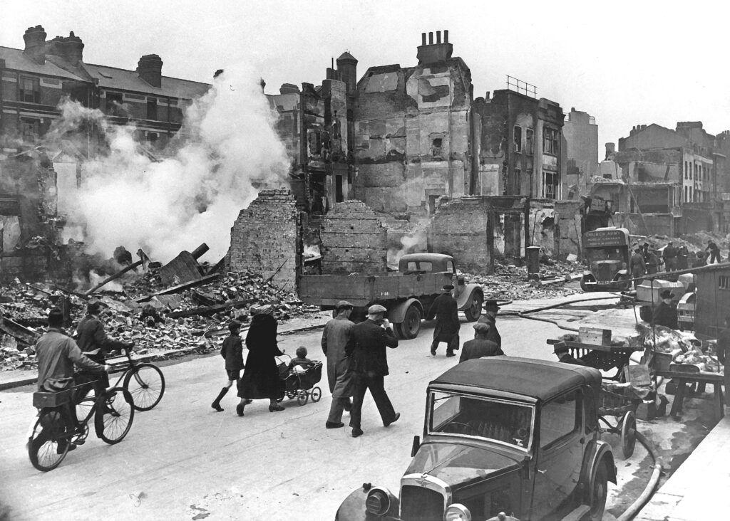 London war