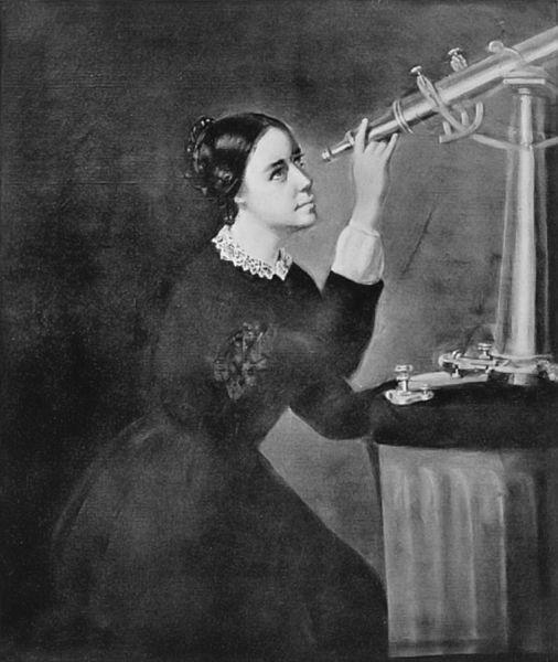 Maria Mitchell 1851